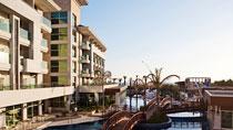 Evren Beach Resort – lapsiperheille, jotka haluavat lomallaan luksusta.