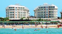 All Inclusive Seamelia Beach-hotellissa.