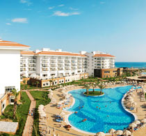 All Inclusive SunConnect Sea World Resort & Spa-hotellissa.