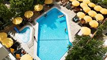 Villa Sunflower 2 – perhehotelli hyvillä lapsialennuksilla.