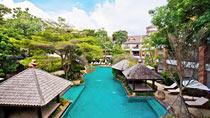 Rentoudu spa-hotellissa - Woodlands Resort.