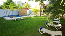 Hotelli Nina Hotel & Beachclub ¬– Tjäreborgin valitsema