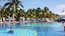 All Inclusive Riu Palace Riviera Maya-hotellissa.