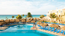 All Inclusive Viva Wyndham Maya-hotellissa.