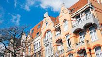 Bilderberg Hotel Jan Luyken – yksi suosituista romanttisista hotelleistamme.