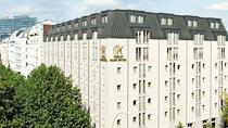 Hotelli Berlin Mark ¬– Tjäreborgin valitsema
