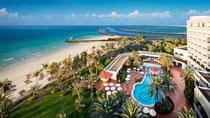 Kempinski Hotel Ajman – lapsiperheille, jotka haluavat lomallaan luksusta.