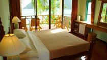 Bay View Resort  – sinulle, joka haluat rauhaa ja hiljaisuutta.