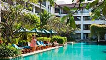 Rentoudu spa-hotellissa - Banthai Beach Resort & Spa.