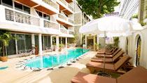 Rentoudu spa-hotellissa - The Orchid.