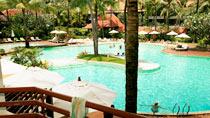 Rentoudu spa-hotellissa - Patong Beach Hotel.