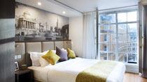 Citadines Prestige Trafalgar Square – perhehotelli hyvillä lapsialennuksilla.