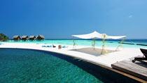 All Inclusive Constance Moofushi Maldives-hotellissa.