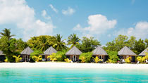 All Inclusive Kuredu Island Resort-hotellissa.