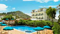 Syrene  – yksi suosituista romanttisista hotelleistamme.