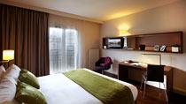 Citadines Prestige Les Halles – perhehotelli hyvillä lapsialennuksilla.