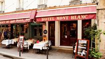 Hotelli Mont Blanc ¬– Tjäreborgin valitsema