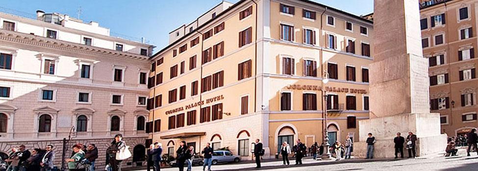 Colonna Palace, Rooma