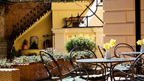 Rome Garden – perhehotelli hyvillä lapsialennuksilla.