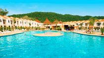 Lanta Beach Resort – perhehotelli hyvillä lapsialennuksilla.