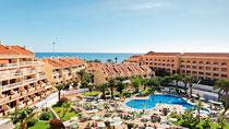 Lapsiystävällinen hotelli Compostela Beach.