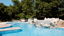 All Inclusive Ralitsa AquaClub-hotellissa.