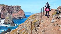 Vaellusmatka Madeiralle 19.–26.10.2015