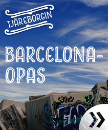 Barcelonan kaupunkiopas