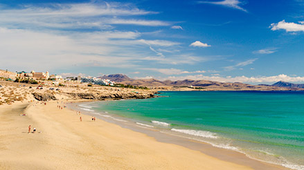 Fuerteventura, Espanja