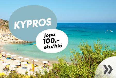 Kesäetu Kyprokselle