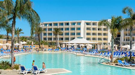 Seabank Resort Spa, Mellieha