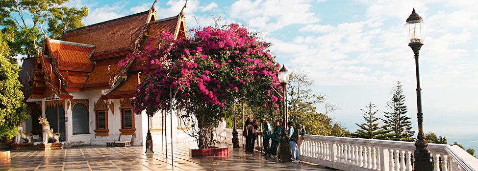 Pohjois-Thaimaa