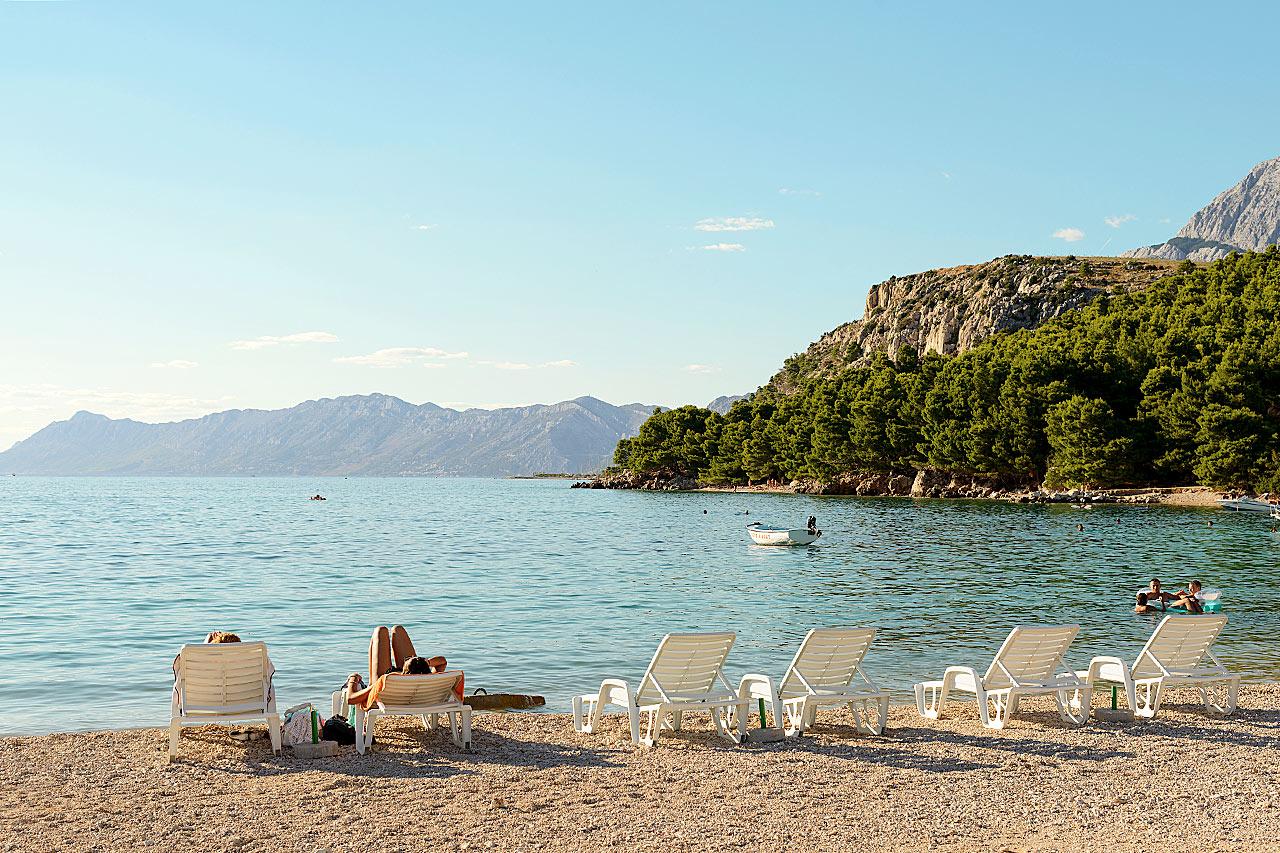 Kroatia - Makarska Riviera
