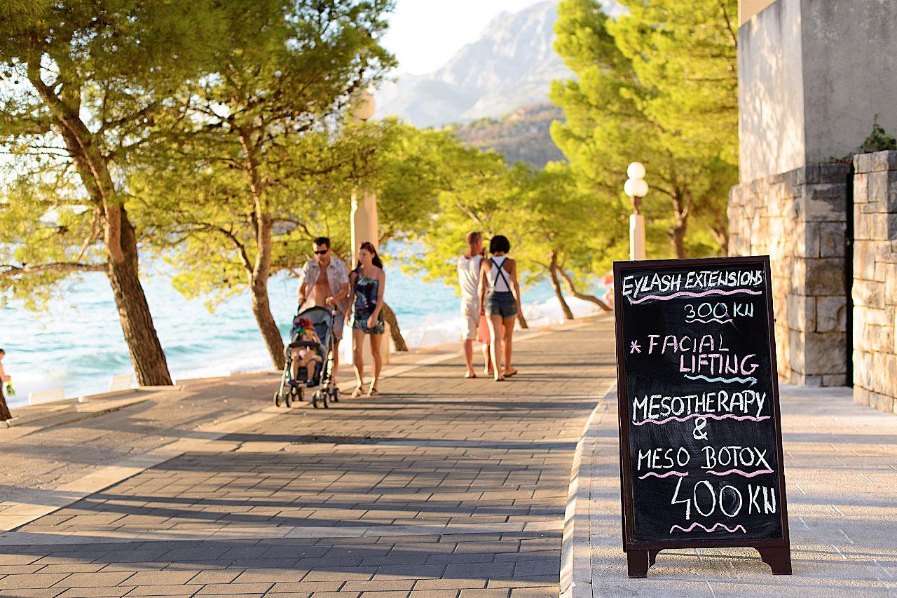 Kroatia - Podgora, Makarska Riviera