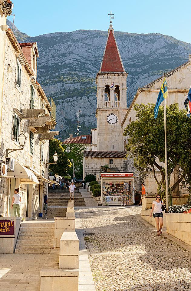 Kroatia - Makarska