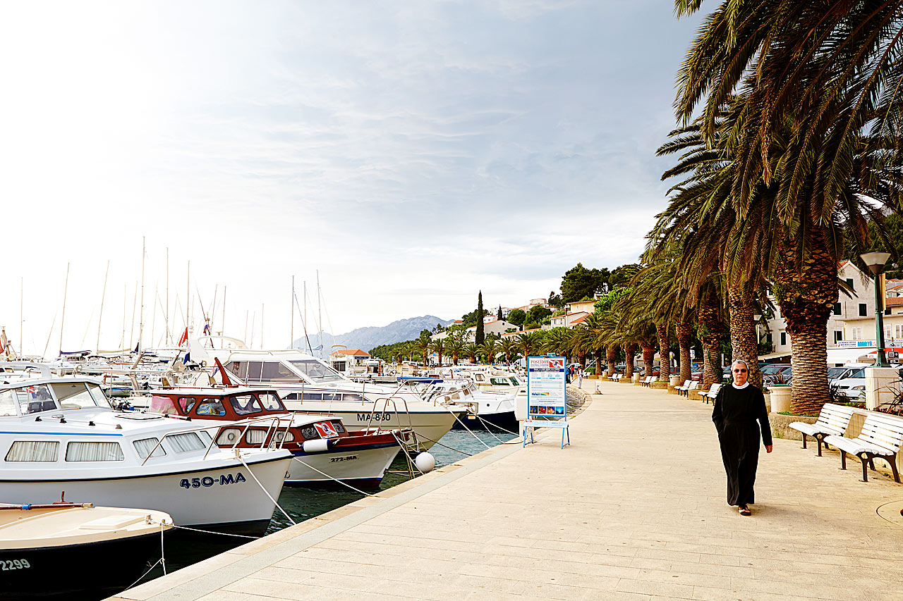 Kroatia - Baska Voda, Makarska Riviera