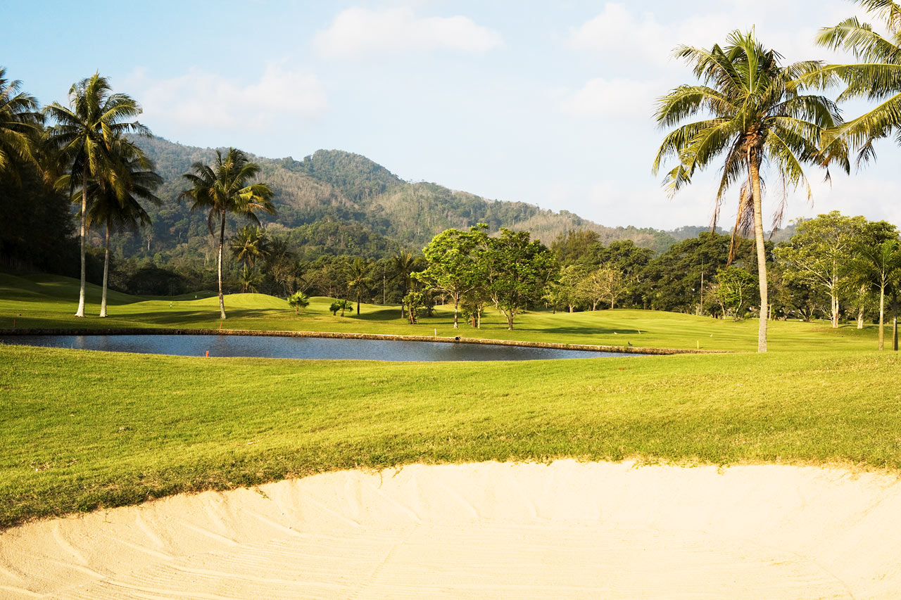 Thaimaa - Phuket Country Club