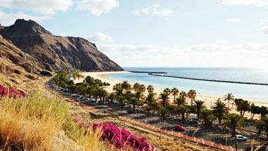Marseilles, Tenerife, Madeira, Malaga