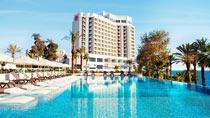 Rentoudu spa-hotellissa - Akra Hotel.