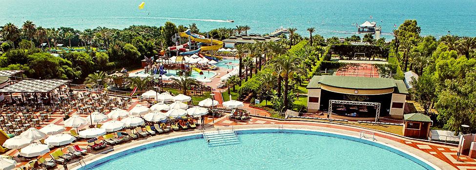 SENTIDO Turan Prince, Side, Antalyan alue, Turkki