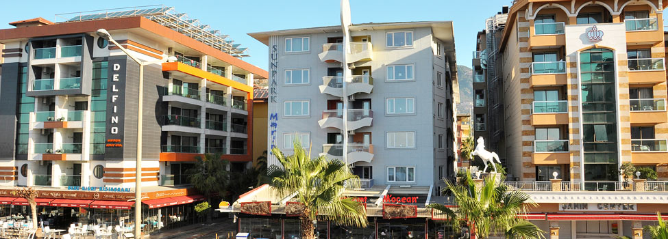 smartline Sunpark Marine, Alanya, Antalyan alue, Turkki