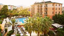All Inclusive smartline Sunpark Garden-hotellissa.