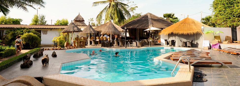 Bakotu Hotel & Apartment, Gambian rannikko, Gambia