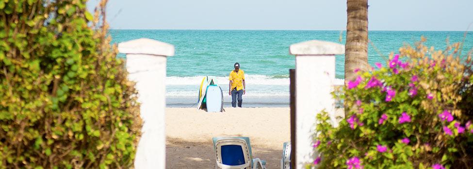 Bungalow Beach, Gambian rannikko, Gambia