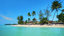 Centara Koh Chang Tropicana Resort – yksi suosituista romanttisista hotelleistamme.
