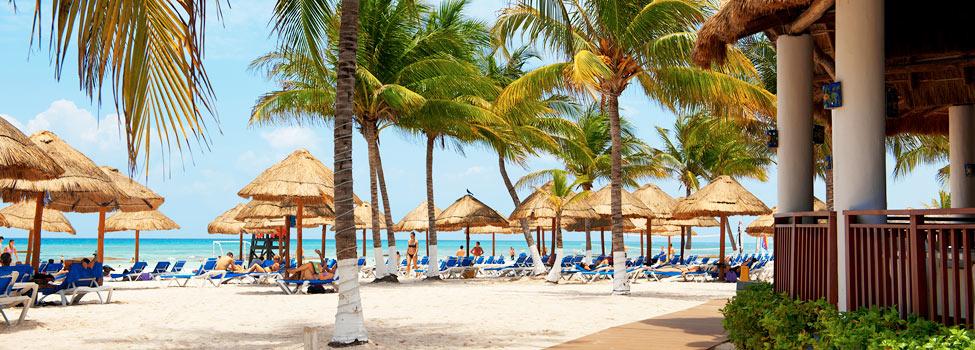 Sandos Caracol Select Club Eco Resort, Playa del Carmen, Meksiko, Karibia & Väli-Amerikka