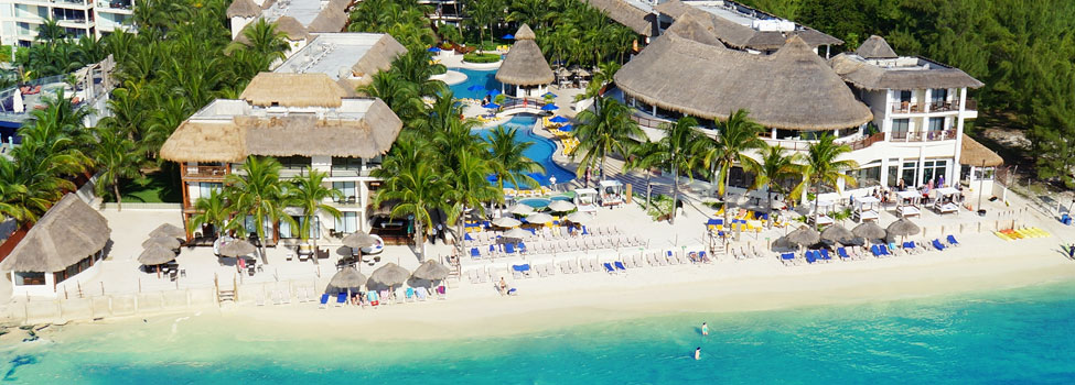 The Reef Cocobeach Resort, Playa del Carmen, Meksiko, Karibia & Väli-Amerikka