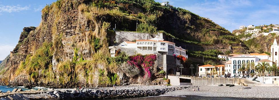 Hotel da Vila, Ponta do Sol, Madeira, Portugali