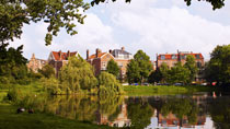 Hotelli Park Plaza Vondelpark ¬– Tjäreborgin valitsema