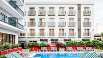Aqua Hotel Bertran – vain aikuisille.